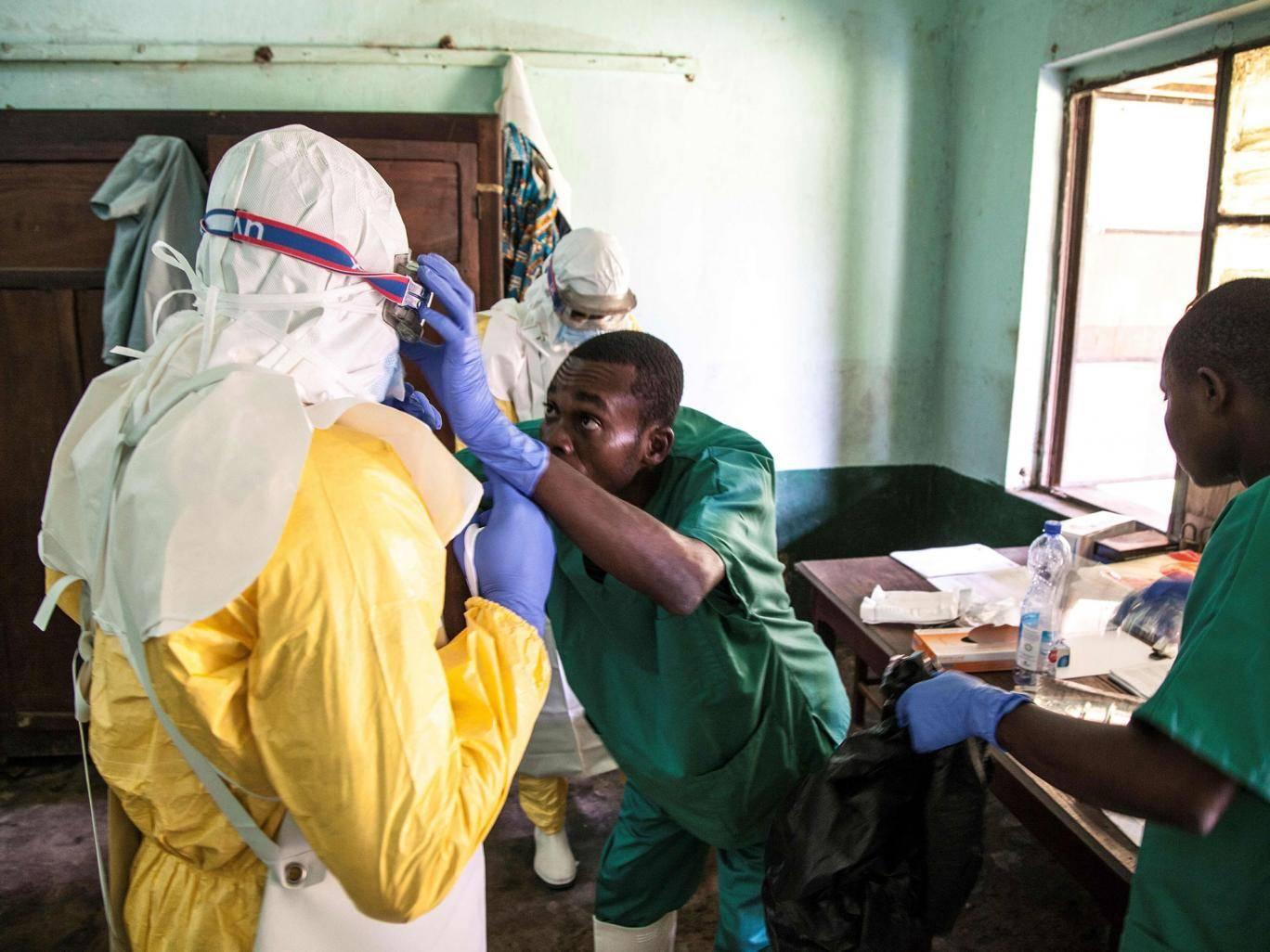 """Rikthehet """"makthi"""" ebola, në Kongo përhapet edhe në zonat urbane"""