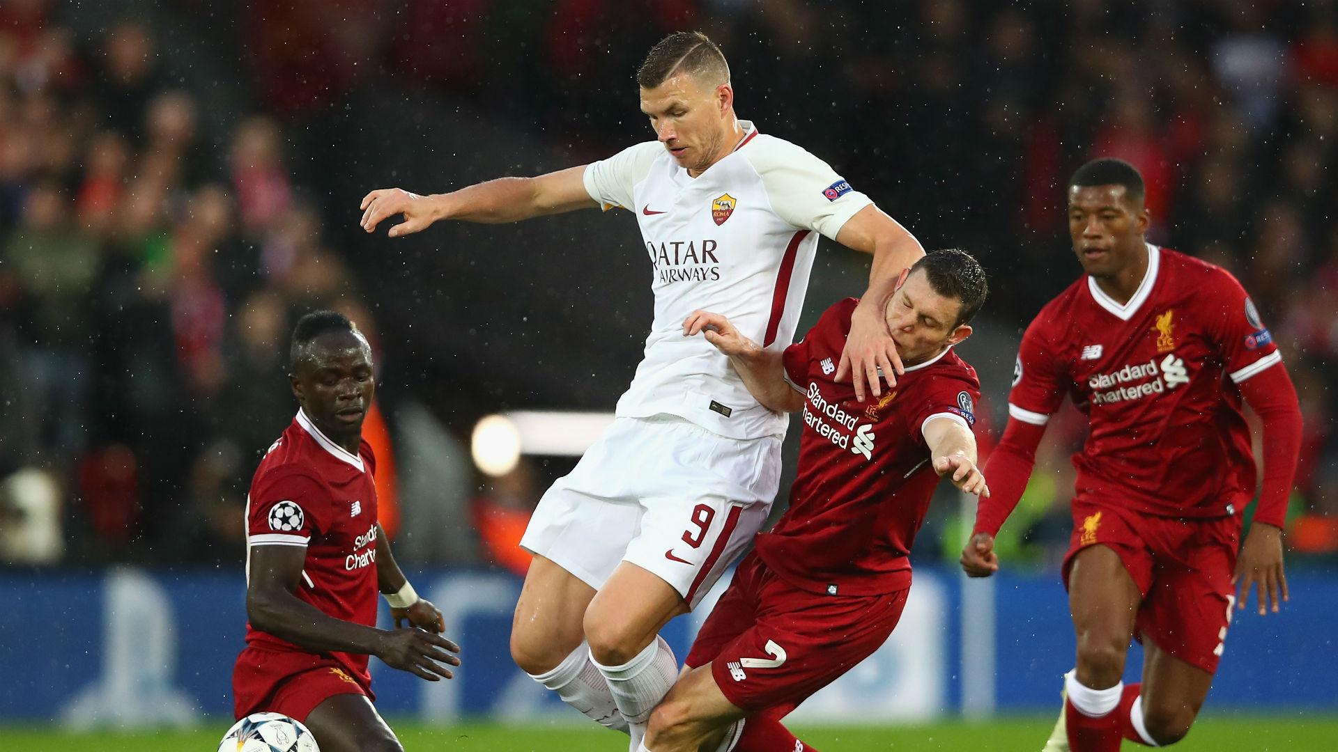 Roma dhe Liverpool, kush do të jetë finalist i Champions?