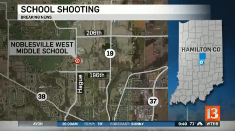 SHBA/ Të shtëna me armë zjarri në një shkollë, dy të plagosur