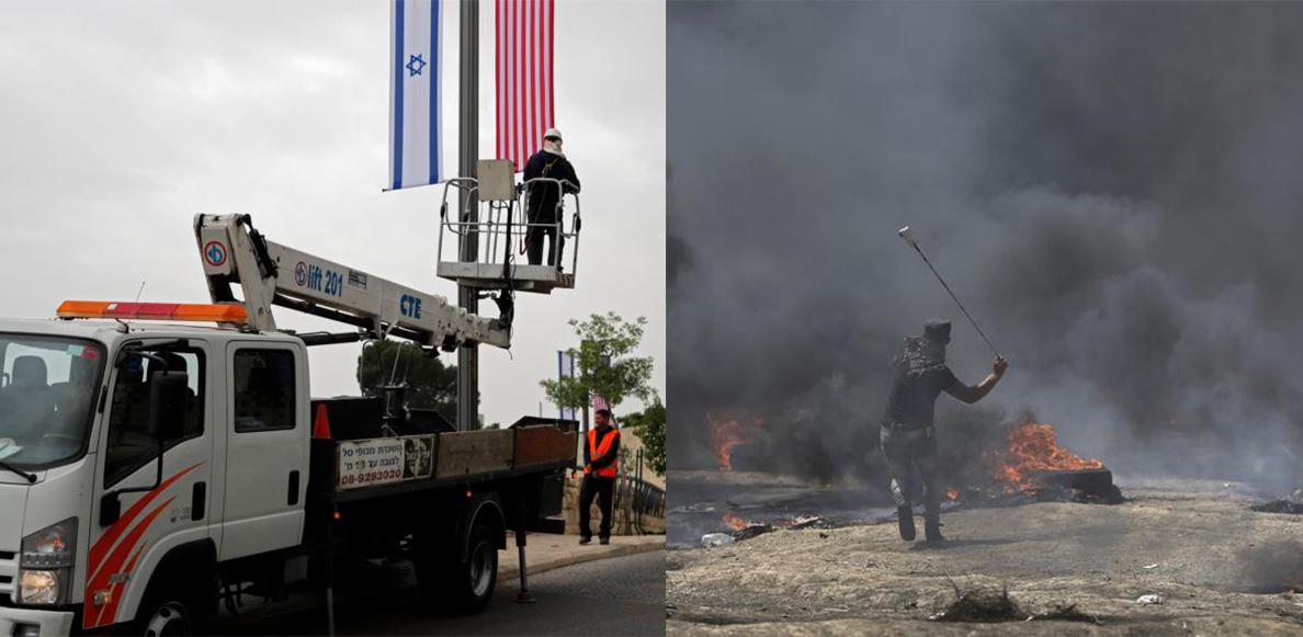 Ambasada amerikane në Jeruzalem, reagime dhe… viktima