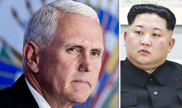 Koreja e Veriut i cilëson komente idiote fjalët e Pence