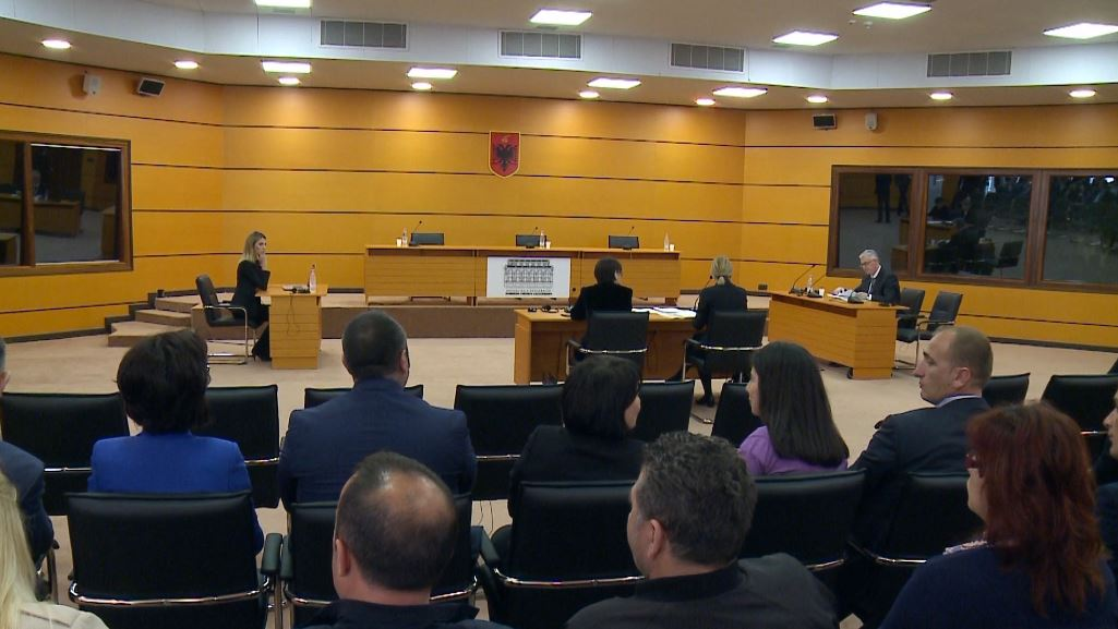KPK shkarkon gjyqtaren e Kushtetueses