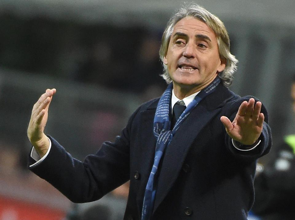 Roberto Mançini, trajneri i ri i Italisë