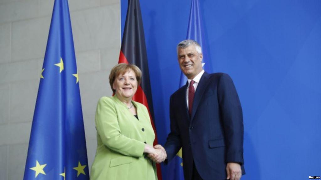 Samiti i Berlinit, Thaçi: Shans për rifillimin e dialogut