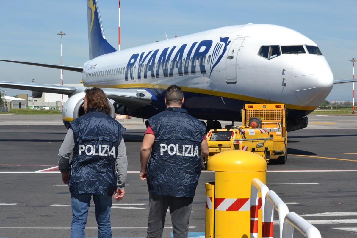 Nga Londra në Pescara, shqiptari kapet me dokumente false