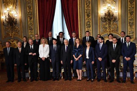 Itali, betohet qeveria Conte