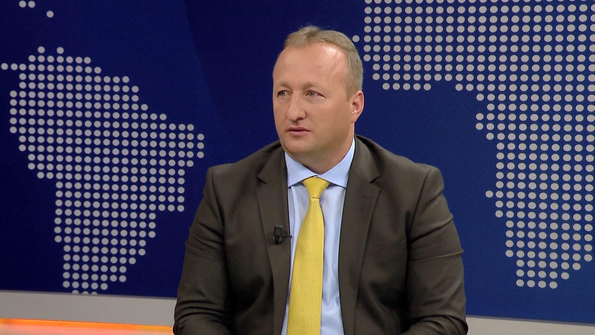 Ministri i Brendshëm i Maqedonisë Agim Nuhiu intervistë në ABC News
