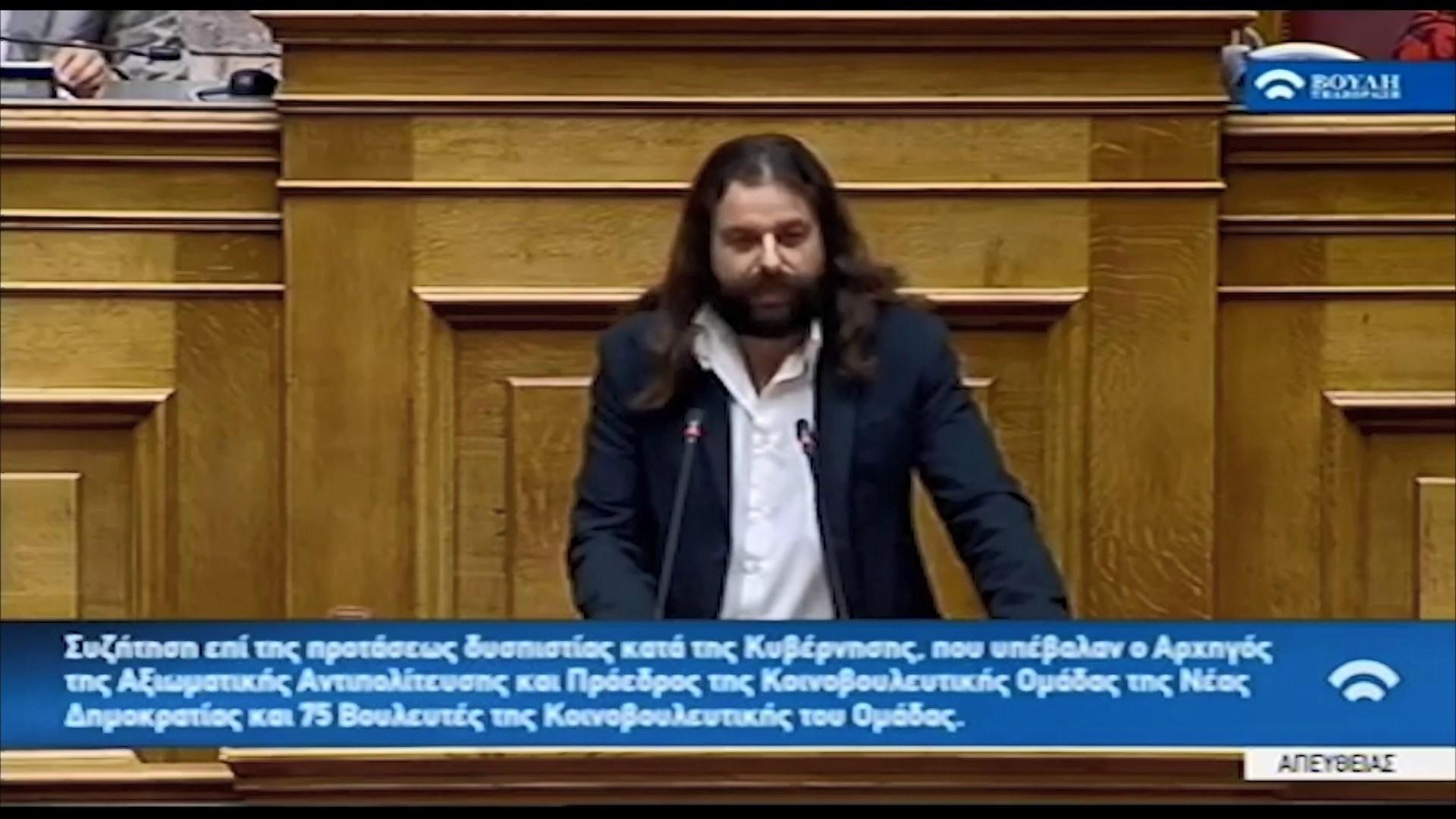 Greqi, policia arreston deputetin e Agimit të Artë