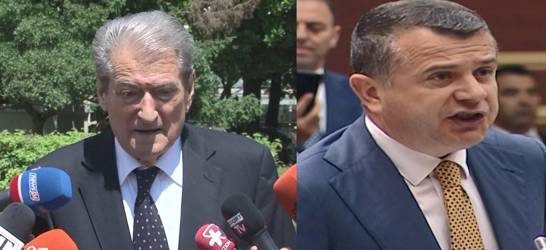 Negociatat me Greqinë/  Berisha: Rama po kryen tradhti kombëtare
