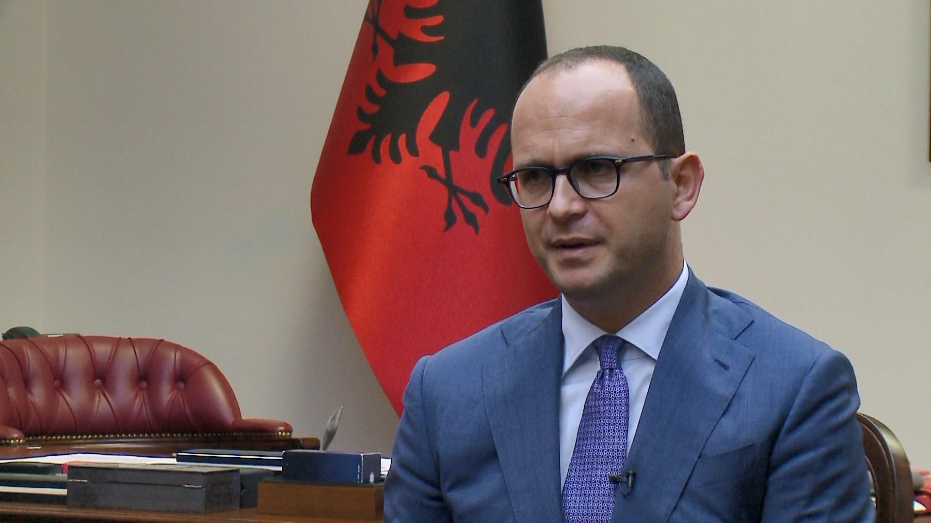 Ditmir Bushati, intervistë në ABC News