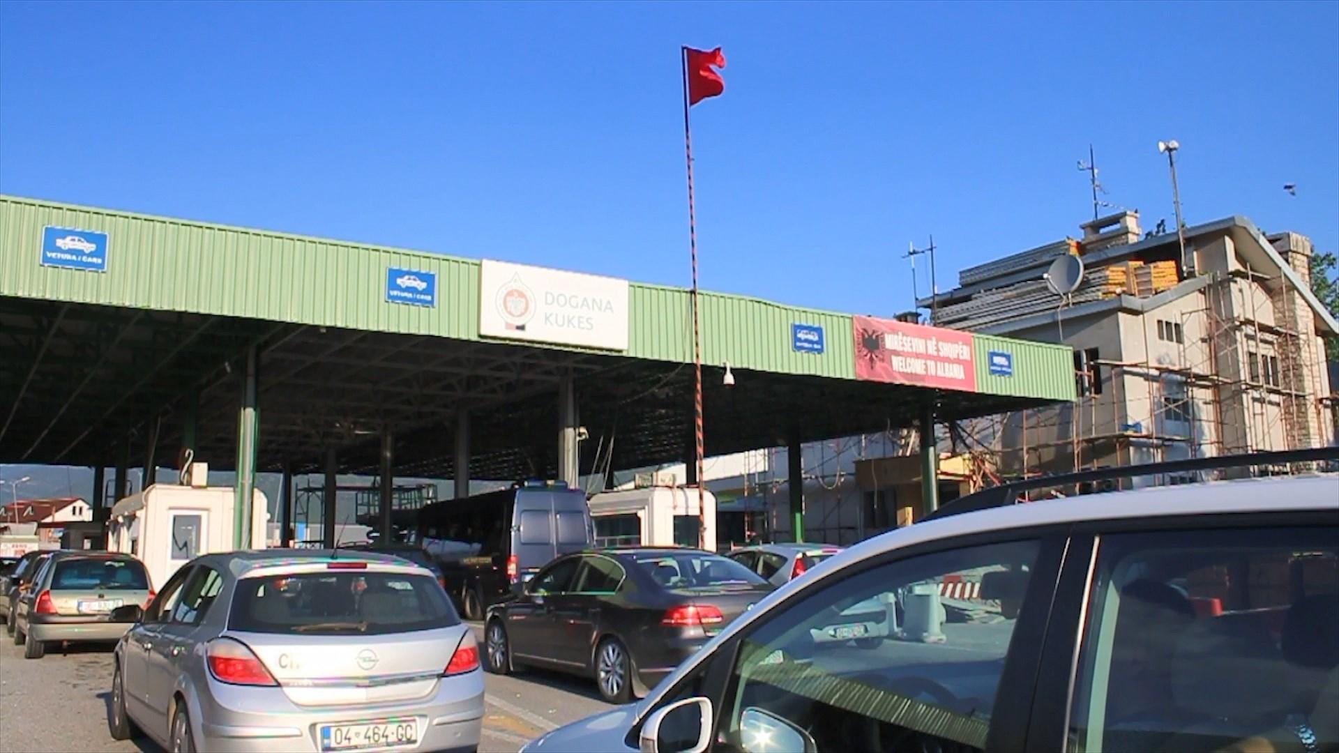 Boshatiset Kosova/ Policia ngre traun në Morinë