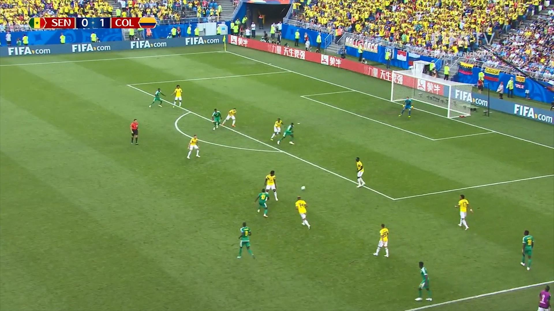 Ditë historike në Botëror/ Për herë të parë një ekip u eleminua për kartonë të verdhë