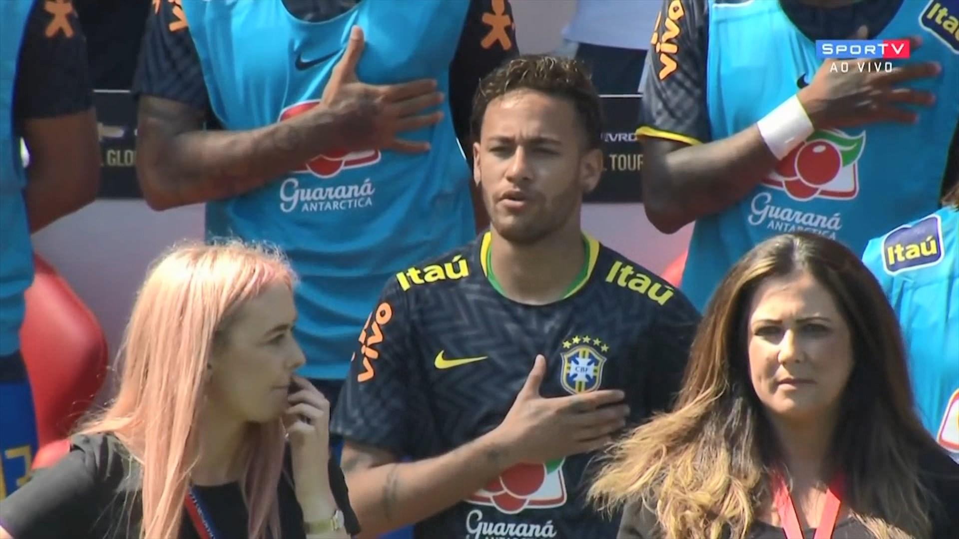 Nejmar kthehet me gol tek Brazili, shkëlqen ndaj Kroacisë