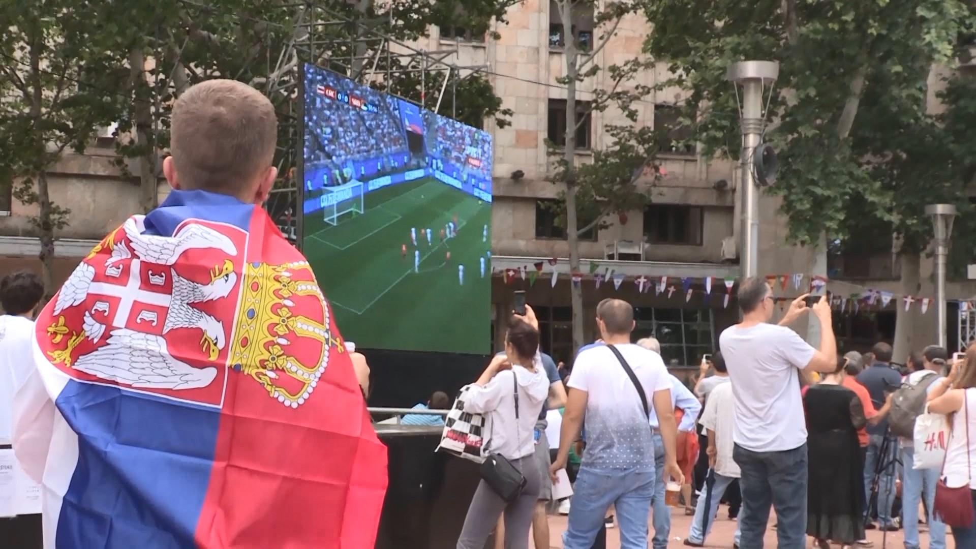 Beogradi komenton ndeshjen Serbi-Zvicër: Duhet të triumfojë futbolli, jo politika