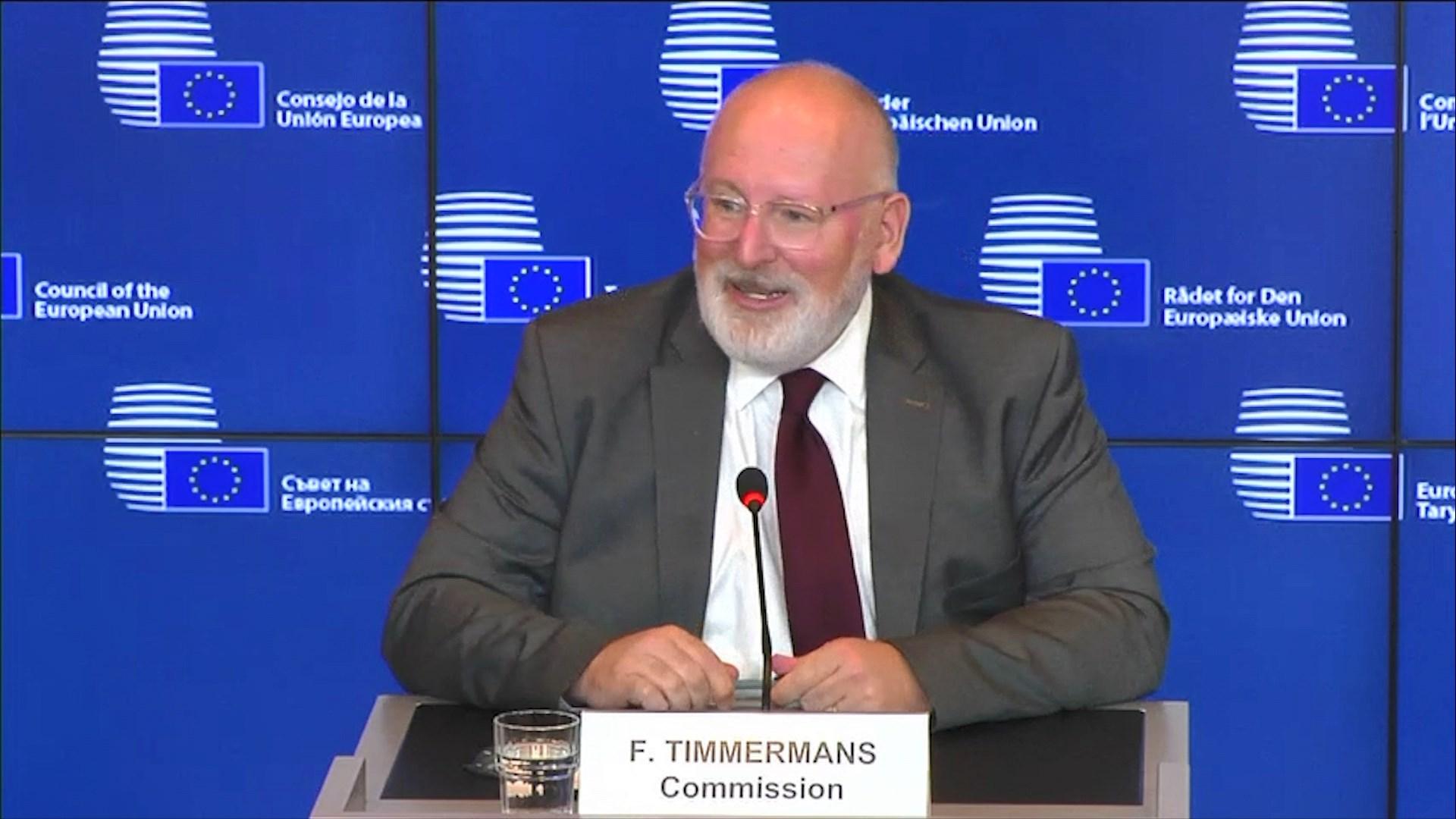 Negociatat/ Timmermans: Rezultat fantastik, Hahn: Partnerët bënë detyrat