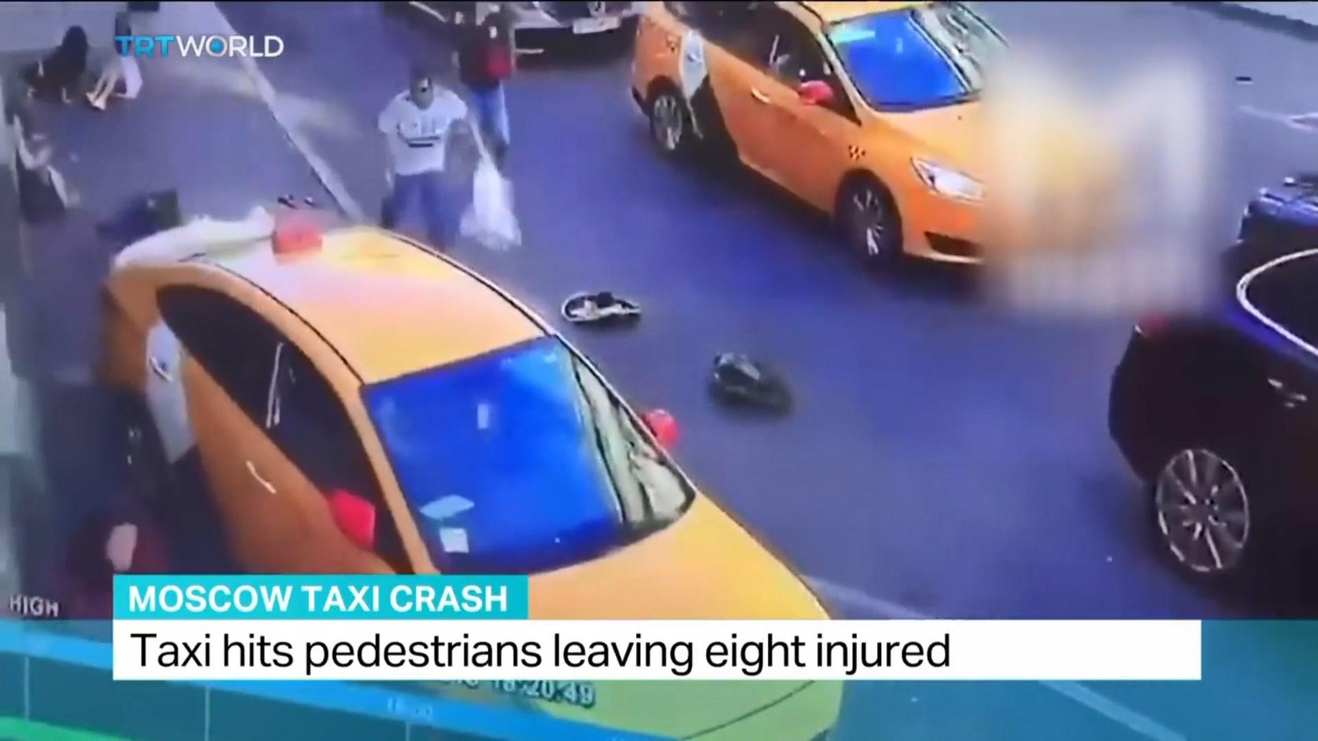 Incidenti me taksinë në Moskë, hetuesit përjashtojnë pistën e terrorizmit