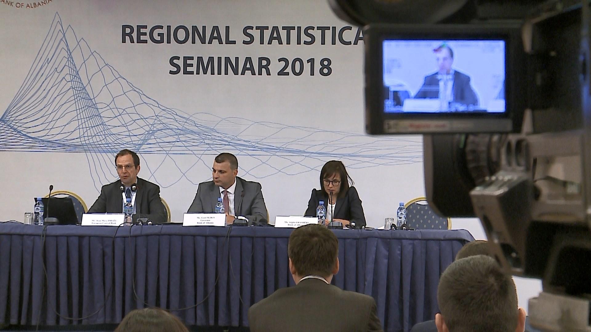 Sejko: Kriza ka rritur presionin për të siguruar statistika më cilësore