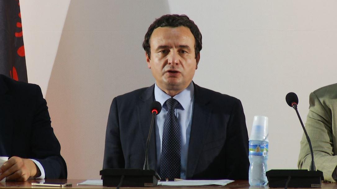 Albin Kurti qeveritarëve shqiptarë: Krijoni aleancë ballkanike kundër Serbisë