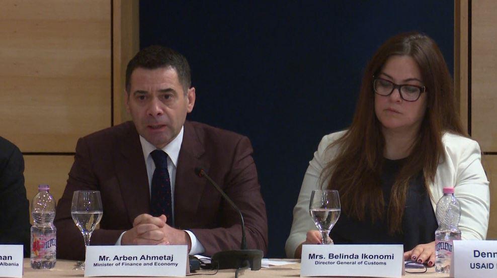 Ahmetaj: Krimi ekonomik nuk luftohet me burokraci