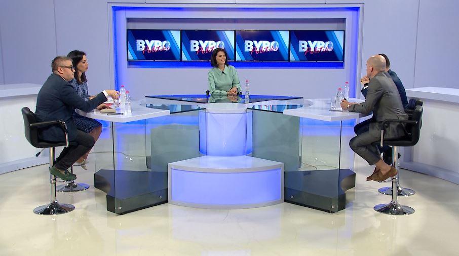 Çështja e teatrit në Byro Politike