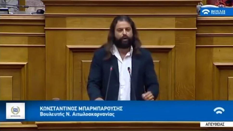 Bëri thirrje në Kuvend për grusht shteti, arrestohet deputeti grek