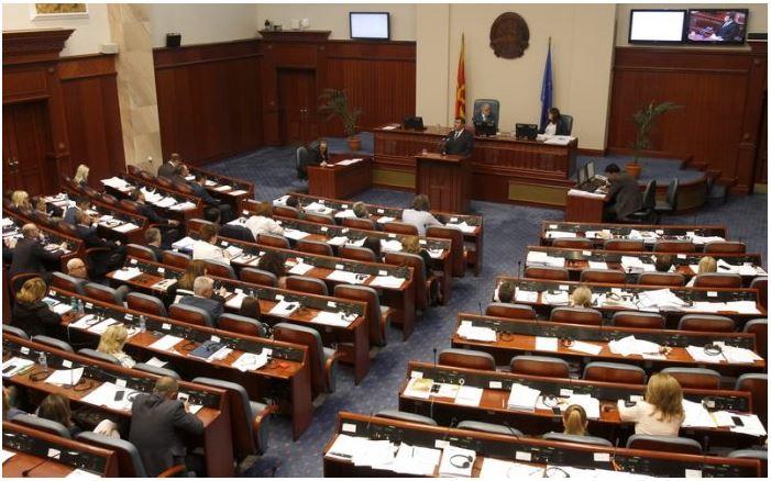 Parlamenti maqedonas miraton për herë të dytë marrëveshjen me Greqinë për emrin
