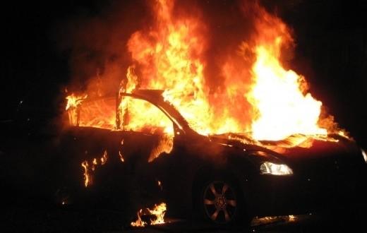 I vihet zjarri makina e drejtoreshës së Qendrës Sociale në Kombinat