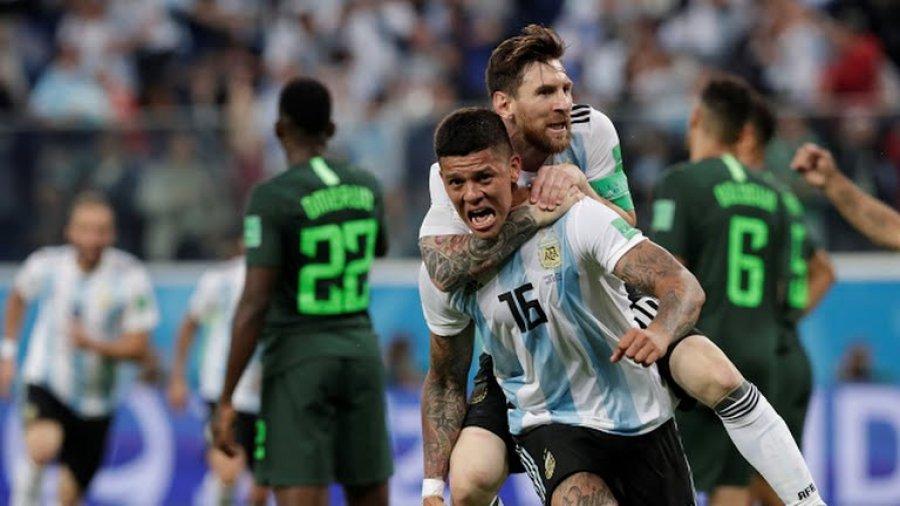 Entuziazëm masiv në Argjentinë pas kualifikimit