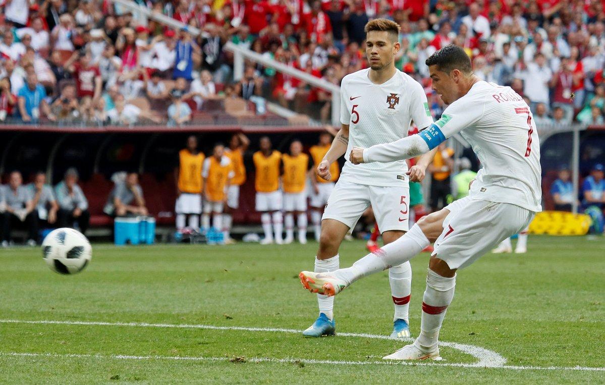 Cristiano Ronaldo mjafton për Portugalinë