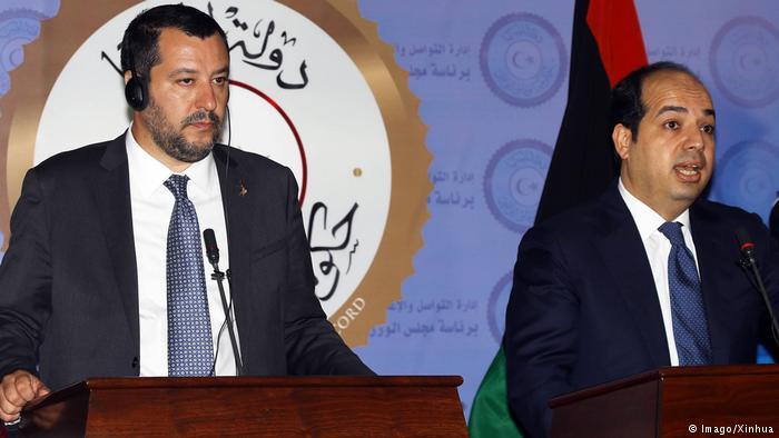 Libia refuzon kampet e refugjatëve