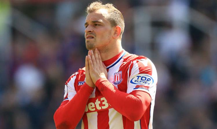 Xherdan Shaqiri kërkohet nga Liverpool