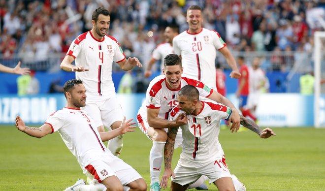 Serbia fiton me meritë ndaj Kosta Rikes në grupin E