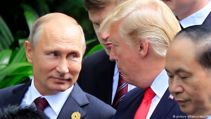 Trump: Me Putin do të bisedoj për ndërhyrjen e Rusisë në zgjedhje