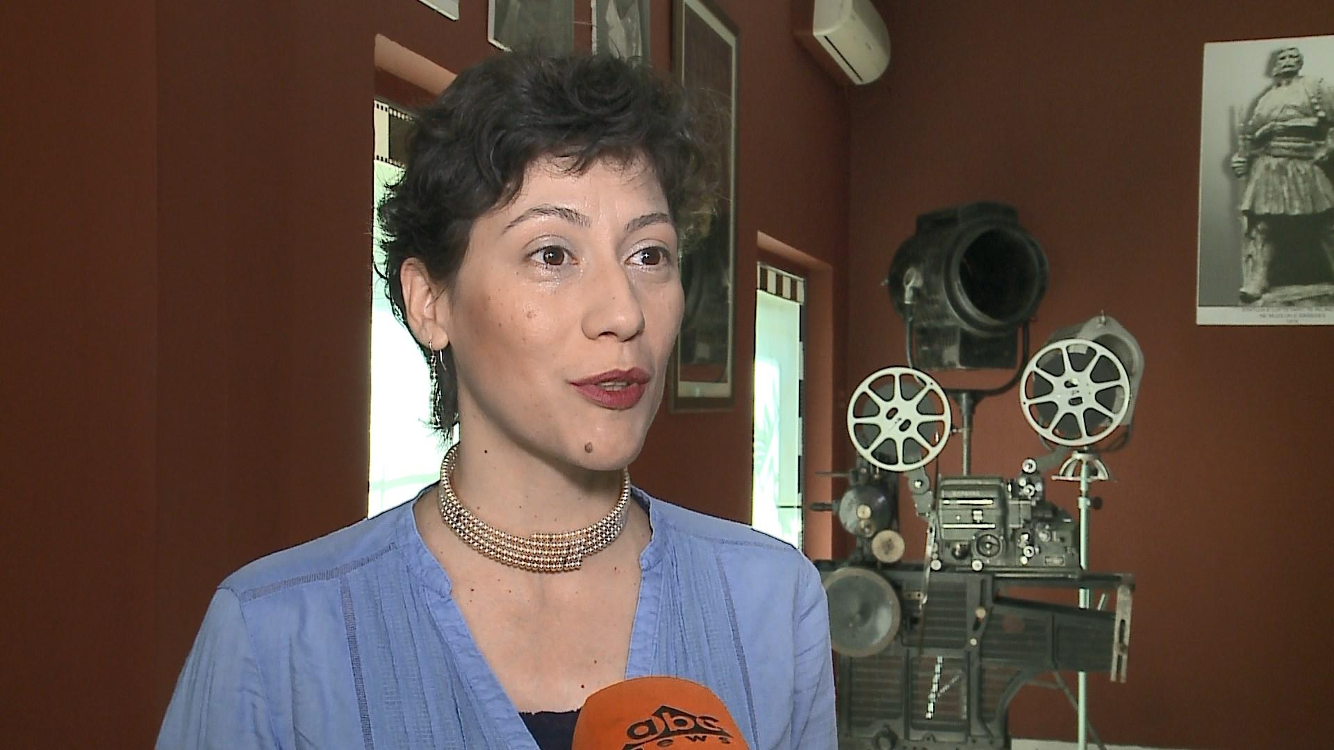 Iris Elezi: Tranzicioni shqiptar vjen me gjuhën e kinemasë