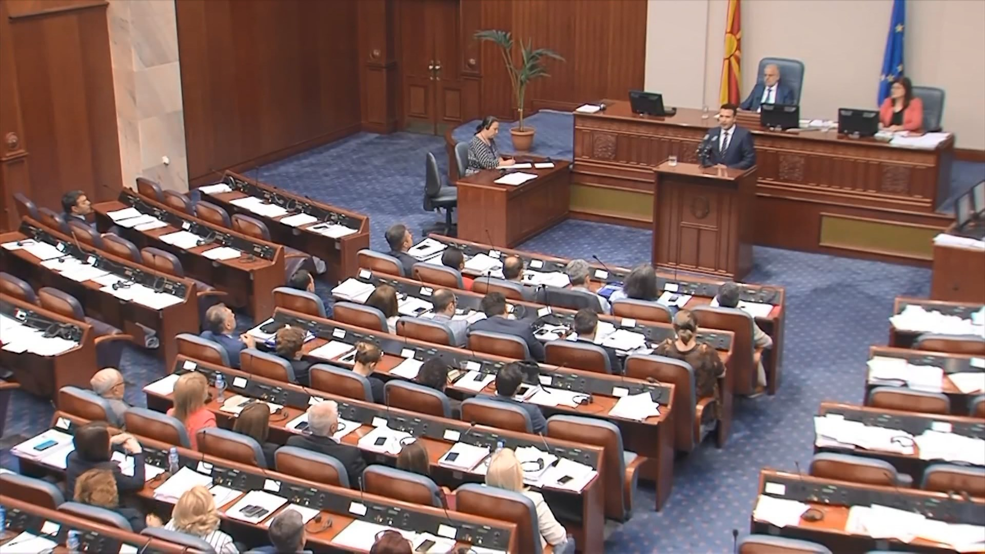 Maqedoni, marrëveshja me Greqinë për emrin do të votohet në Kuvend më 5 korrik