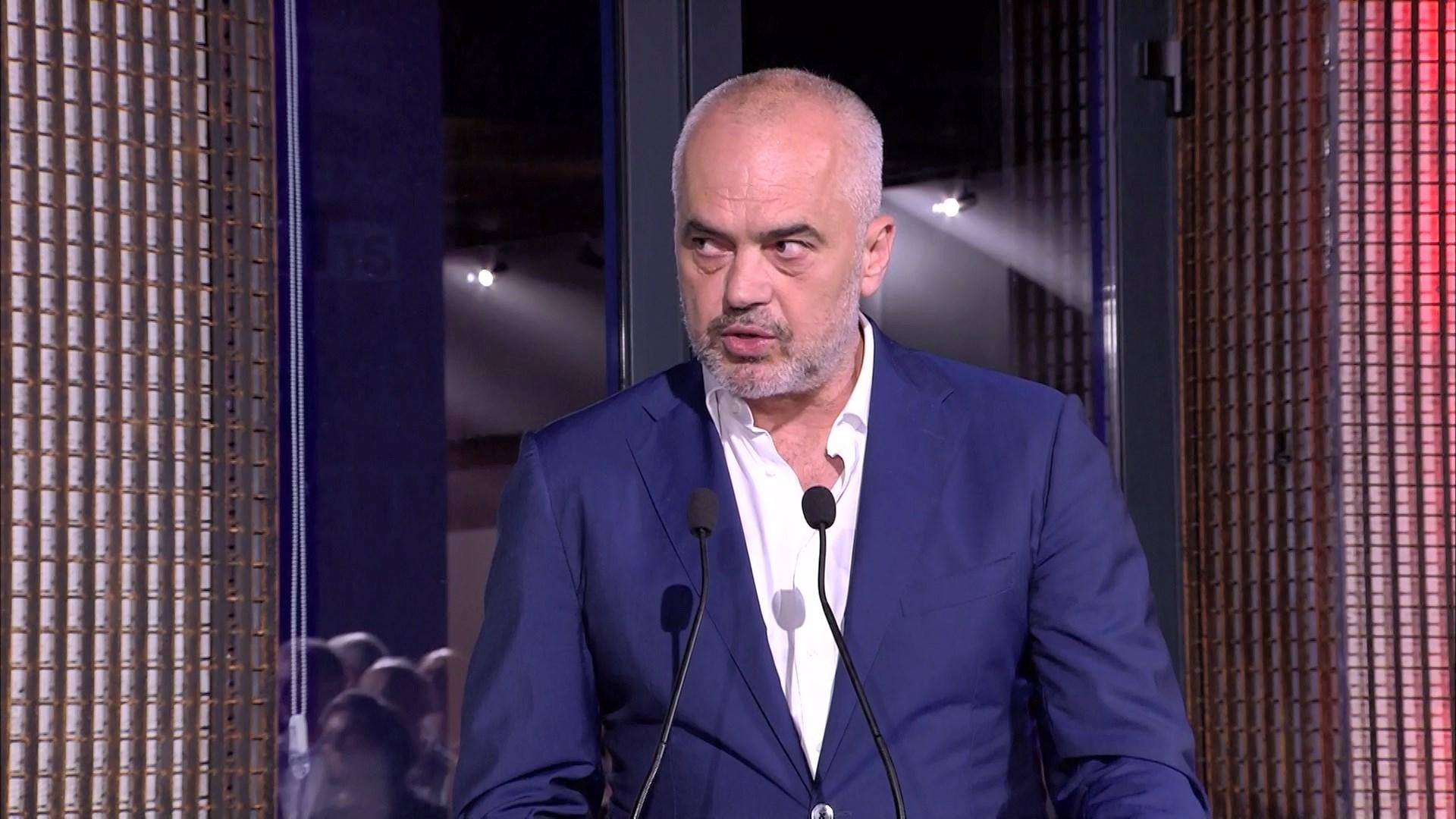"""Përurohet """"Arturbina""""/ Rama: Teatri i ri Kombëtar do të ngrihet mbi të vjetrin"""