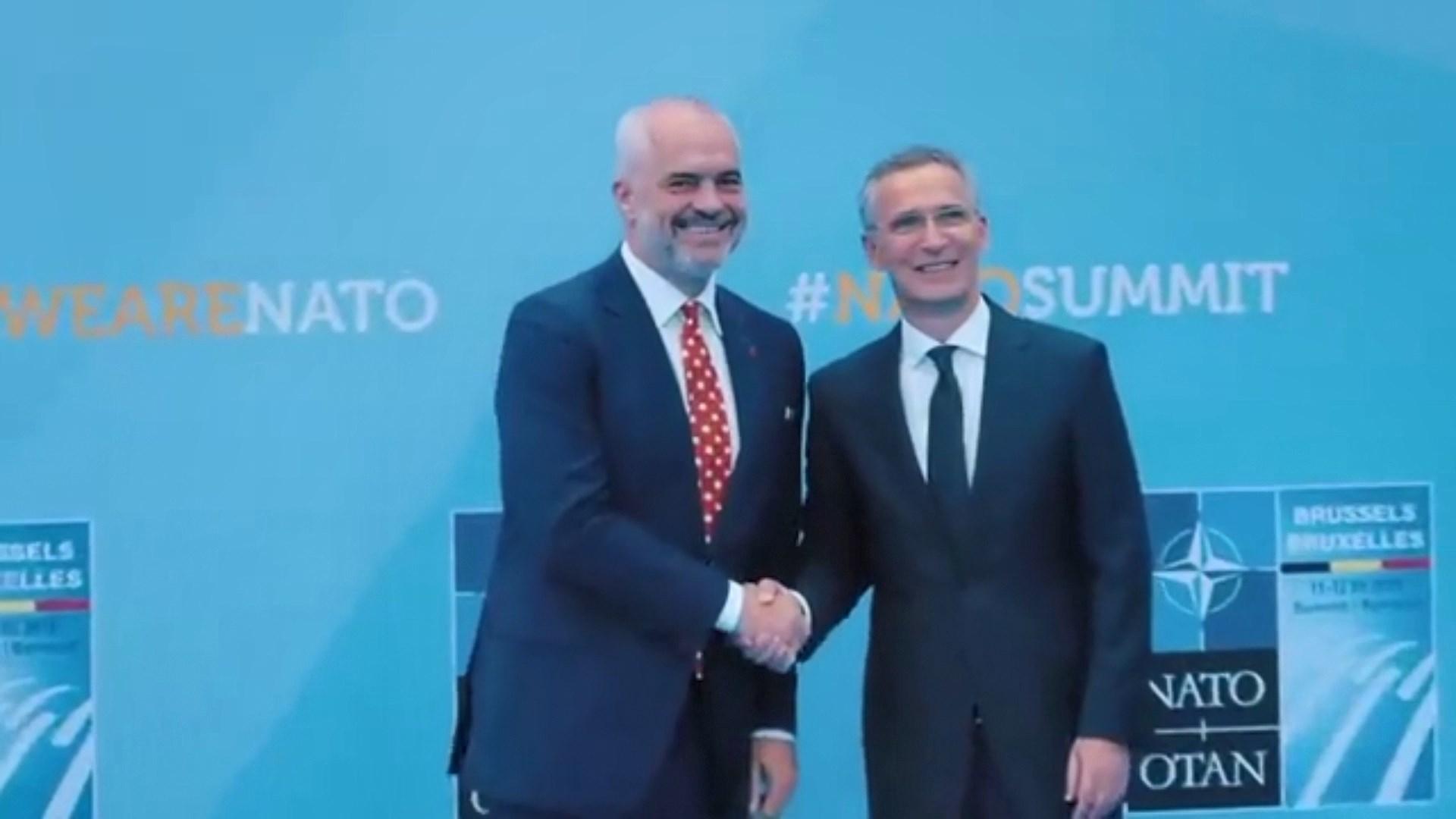 Rama në samitin e NATO-s: Shqipëria u vlerësua pozitivisht