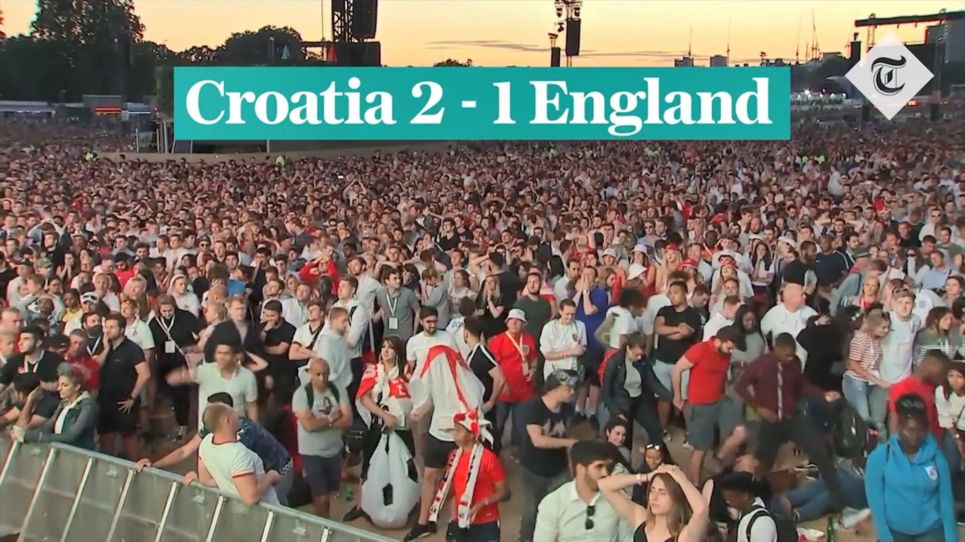 Dëshpërim dhe optimizëm/ Anglezët të lumtur për Kombëtaren, pas dështimit