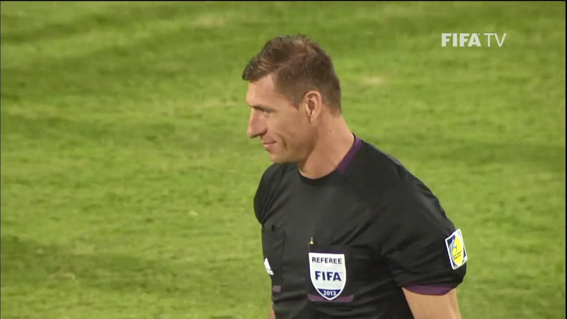 Arbitri i ndeshjes Uruguai – Francë është argjentinas/ Rastësi apo gafë e FIFA?!