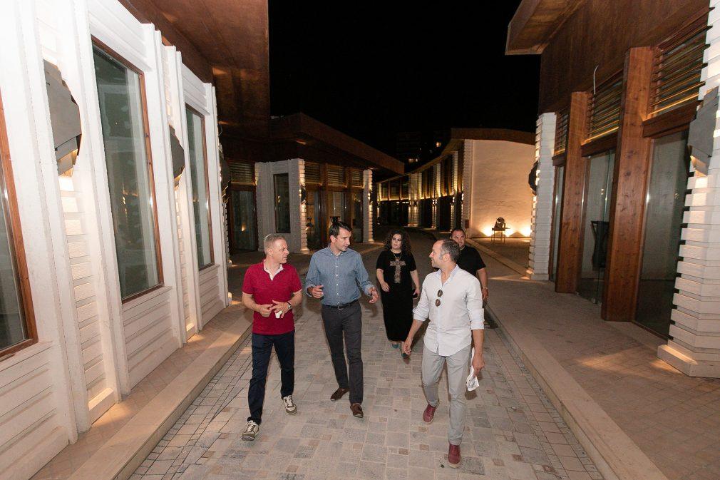 Kalaja e Tiranës kthehet në zonë pedonale, më shumë mundësi për turizëm dhe argëtim
