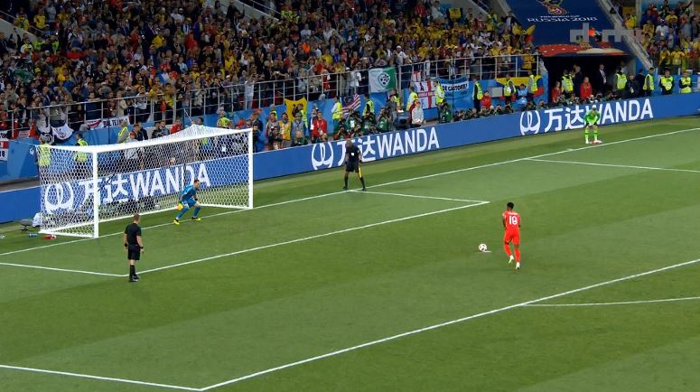 Anglia shpëton nga mallkimi i penalltive