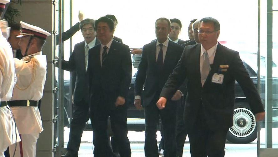 BE arrin marrëveshjen tregtare më të madhe në histori me Japoninë