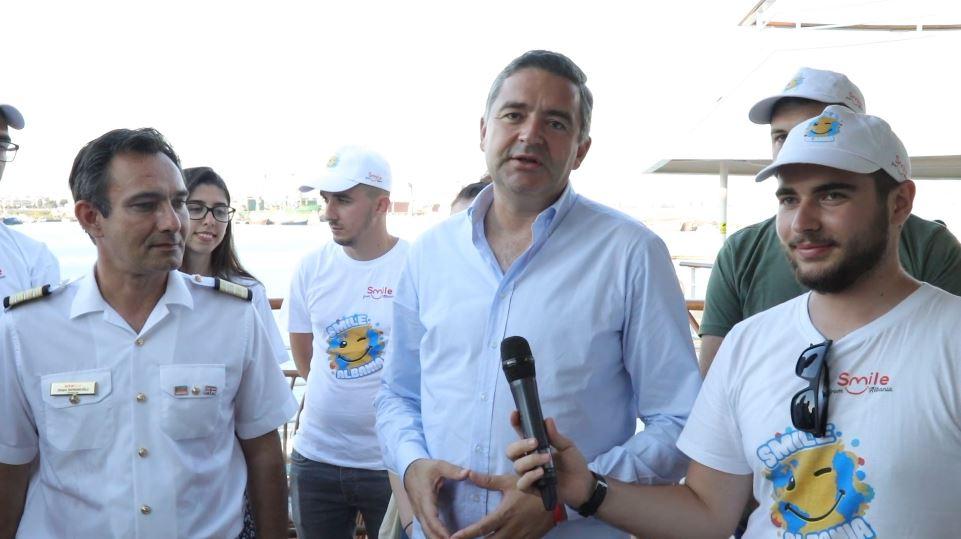 Mbërrin në Durrës kroçera e parë nga Turqia