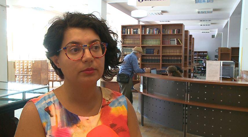 Kaçi: Biblioteka i kthehet normalitetit në shërbime