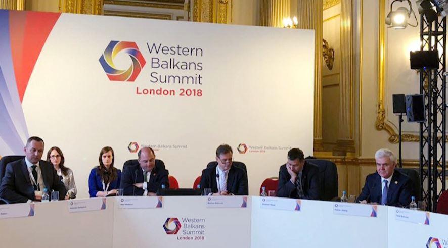 Xhafaj në Londër: Prioritet i Shqipërisë, lufta kundër krimit të organizuar
