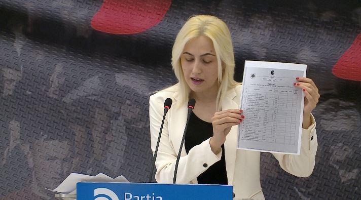 """PD: A u ndryshua ligji """"Për procedurat e birësimit"""" për ti qepur një pozicion të ri gruas së nënkryetarit të Veliajt?"""