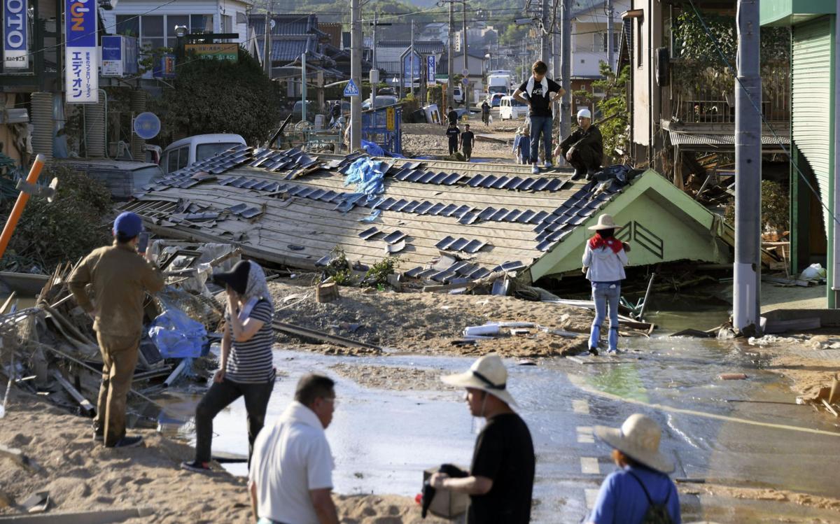 Moti i keq në Japoni, shkon në 200 numri i viktimave