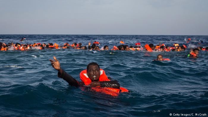 Më shumë se 1400 refugjatë të mbytur në Mesdhe