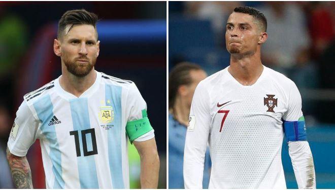 Cristiano Ronaldo flet për diferencën mes tij dhe Lionel Messit