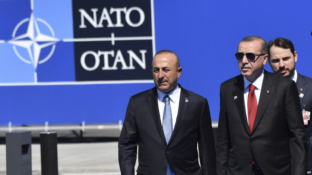 Turqia dhe aleanca e NATO-s